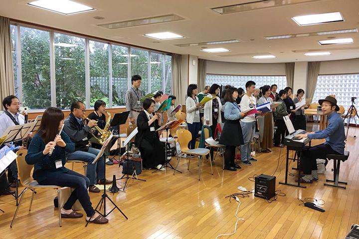 かがやき音楽団 代表 北方寛丈